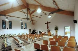 Nouvelle salle de culte